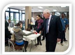 Governor Pat Quinn champions to help working families.