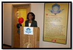 Secretary Michelle R.B. Saddler launches Local Office Pride initiative.