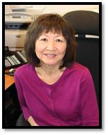 Lynn Oda - New Director of the Office of Human Resources