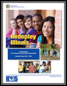 Redeploy Illinois Brochure Cover