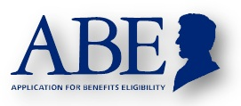 Application For Benefits Eligibility - ABE