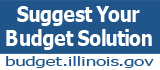 budget.illinois.gov: Suggest Your Budget Solution