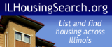 IL Housing Search Organization website