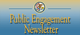 A Public Engagement Newsletter