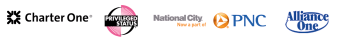 Charter One, Privileged Status, National City now a part of PNC, Alliance One