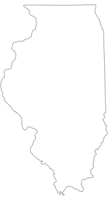 outline of state of IL