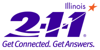 211 Illinois Get Connected. Get Answers.
