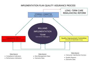 Implementation Plan Quality Assurance Process
