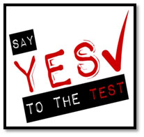 Say Yes to the Test
