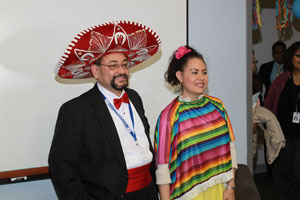 Hispanic Heritage Celebration at DHS