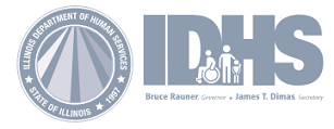 IDHS Logo and Seal