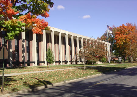 Frank H. Hall Building (ISVI Main Building)