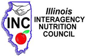 Logo of illinois Interagency Nutrition Council
